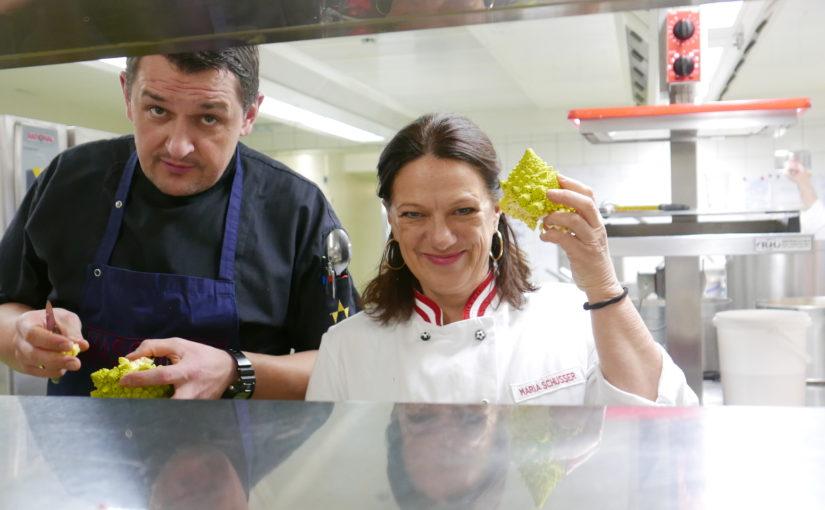 DER WOW-EFFEKT und warum Männer Sellerie essen sollten – Kochlehrling im Hotel Mountain Resort Feuerberg